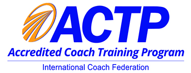 Logo for International Coach Federation