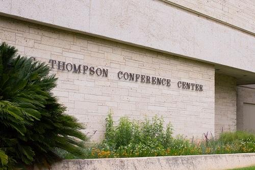 Thompson Conference Center Exterior Sign