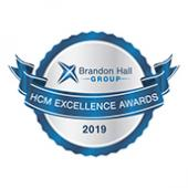 Brandon Hall Group Gold Award for Excellence Logo